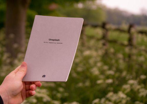 薄いノート
