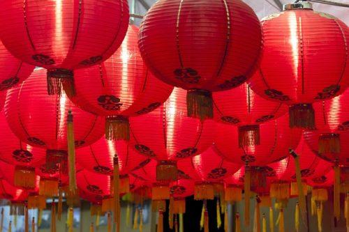 春節 2021 年 中国