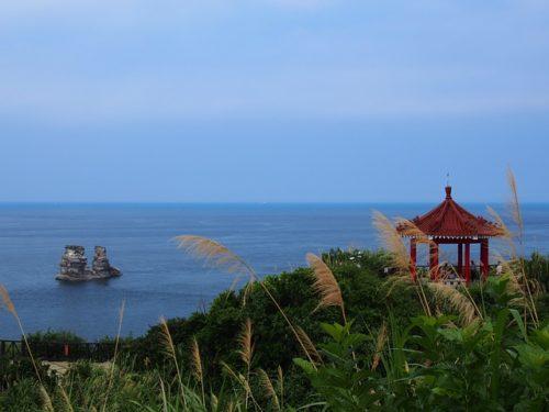 台湾の海の画像